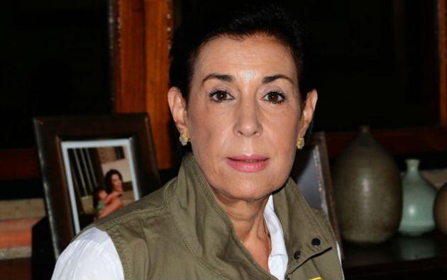 Antonieta Mendoza, madre de Leopoldo López. Foto: caraotadigital.net