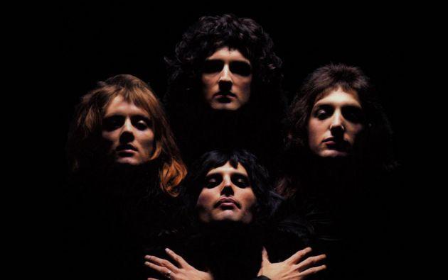 """""""Bohemian Rhapsody"""" fue estrenada en directo en Liverpool el 31 de octubre de 1975."""