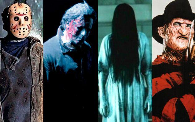 Personajes que han sembrado terror en varias generaciones.