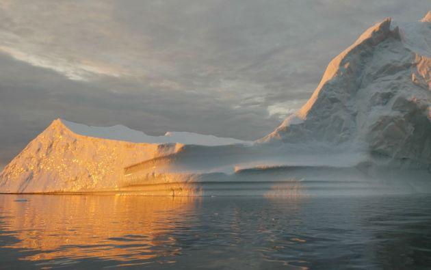 El derretimiento del hielo de la Antártida tendrá un papel clave en el aumento del nivel del mar en los próximos siglos.