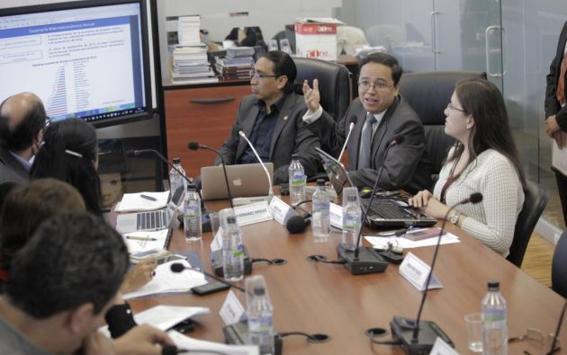 La proforma se mantendrá mayor a los USD 29.000 millones, según ministro. Foto: Asamblea Nacional.