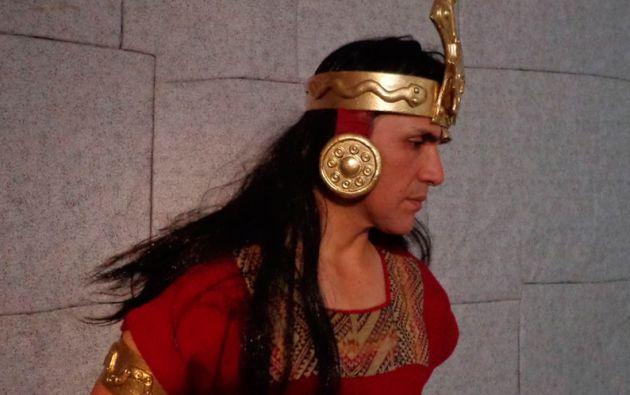 """""""La Caída del Imperio Inca"""" (Roger Astor, 2015), se estrenará a fines de año en Perú. Será la primera película peruana en 3D con actores."""