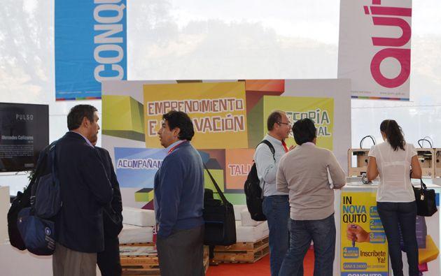 Dentro de la agenda que se desarrollará figuran charlas magistrales, foros, paneles, etc. Foto: Municipio de Quito.