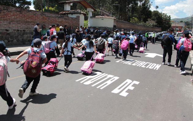 Foto: Ministerio de Educación