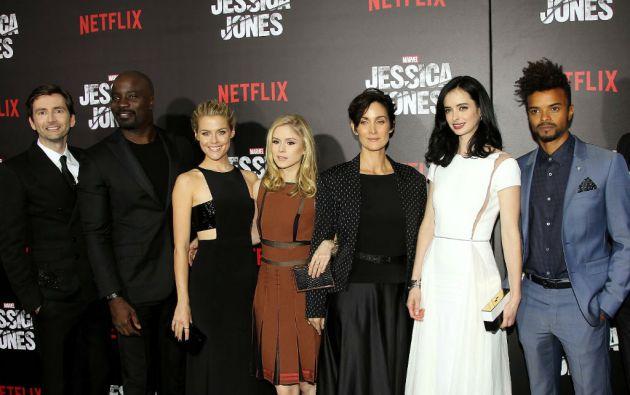 Foto: Marion Curtis / Netflix