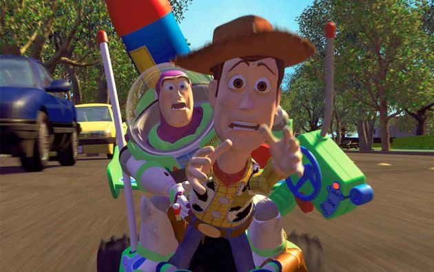 Toy Story (1995).