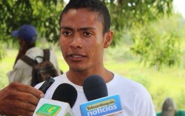 El comunicador estaba afuera de su casa cuando fue interceptado por dos personas en motocicleta. Foto: El Colombiano.