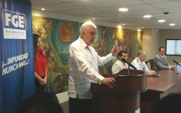 Foto: Fiscalía Ecuador.