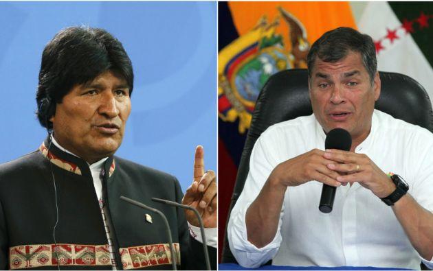 Fotos: REUTERS y Presidencia de la República.