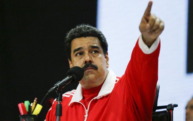 Nicolás Maduro. Foto: REUTERS.
