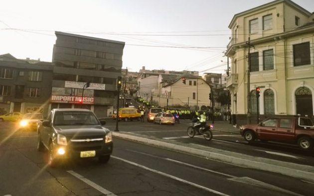 Foto: AMT Quito.