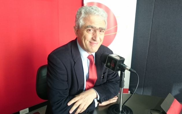 Foto: Radio Pichincha Universal.