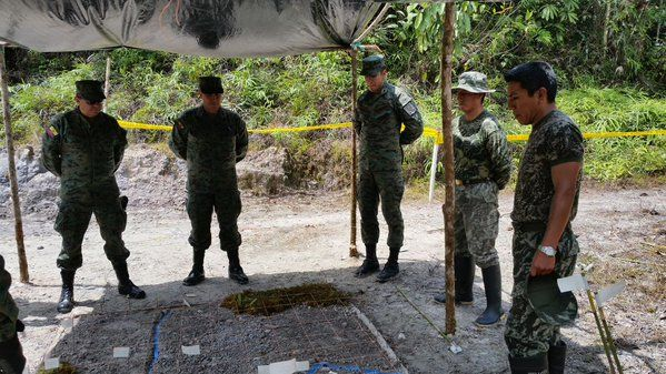 Foto: Fuerzas Armadas