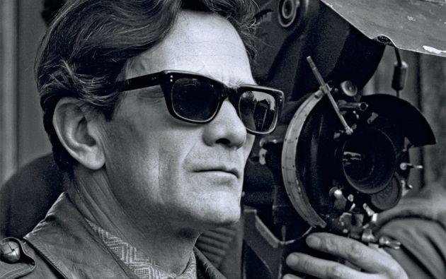 Pier Paolo Pasolini. Bolonia, marzo de 1922 - Ostia, noviembre de 1975.