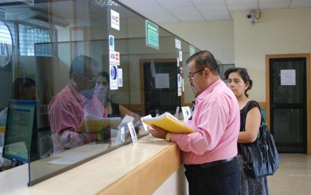Una resolución de la Junta de Regulación Monetaria y Financiera establece nuevos valores. Foto: Ecuavisa.com.