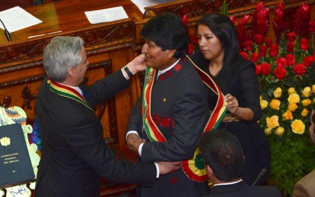 El actual mandato de Morales concluye en 2020. Foto: REUTERS