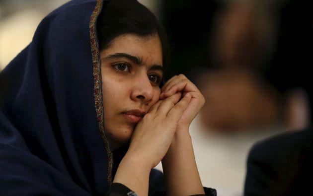 Malala. Foto: REUTERS.