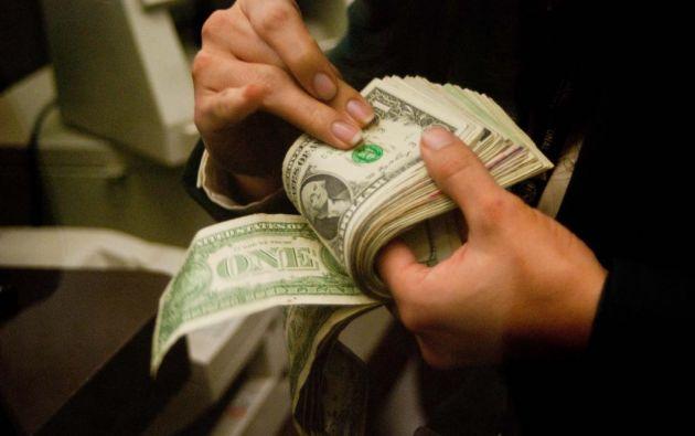 Solo en Guayaquil se indentificaron 20.658 billetes falsos, según el Banco Central. Foto referencial: Diario Móvil (Argentina).