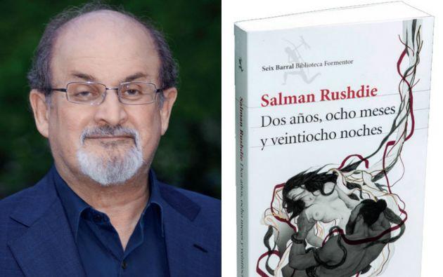 """De """"Los versos satánicos"""" a esta última novela, Rushdie combate la ignominia con ternura, crueldad y sentido del humor."""