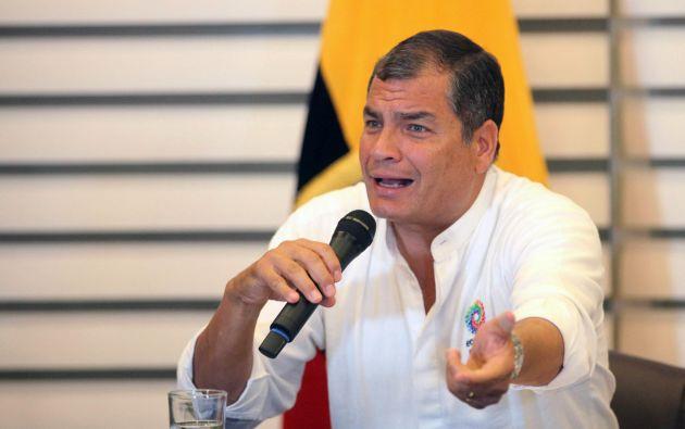 Foto: Presidencia del Ecuador.