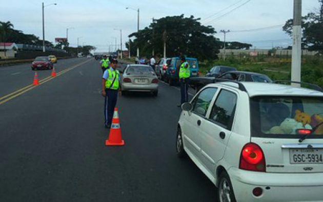 Más de 30.000 policías participarán en operativos de Navidad y Año Nuevo. Foto: Twitter ATM.