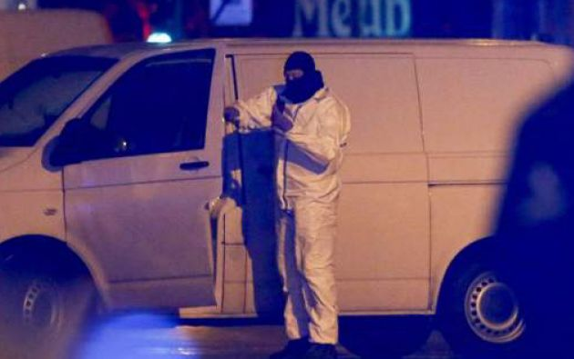 Un noveno sospechoso fue detenido e imputado en Bélgica en relación con los atentados del 13 de noviembre en París, Foto 20minutos.es.