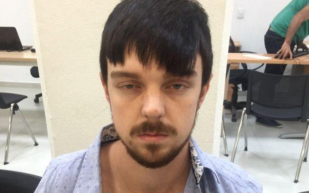 Ethan Anthony Couch fue acusado en 2013 del homicidio de cuatro personas por conducir ebrio una camioneta propiedad de su padre, en el estado de Texas. Foto: REUTERS.