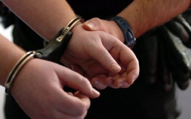 Trece personas fueron detenidas y 10 vehiculos incautados en el operativo 'Atenea'. Foto referencial: Ecuavisa.com.