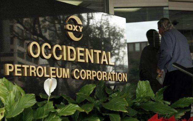 El pasado 22 de diciembre, Correa informó de que el Gobierno consiguió un descuento sobre la deuda con la petrolera estadounidense.