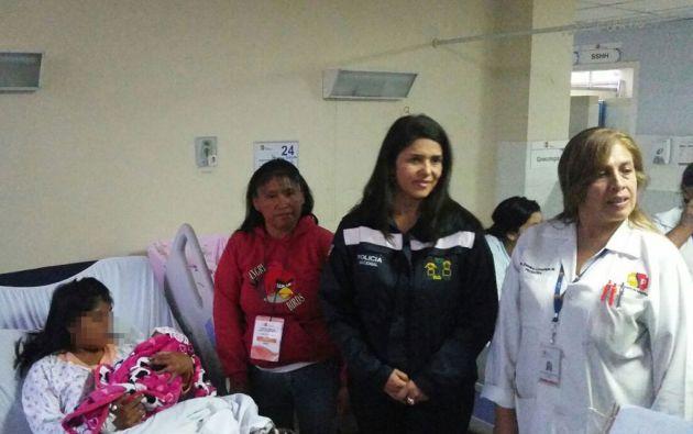 Foto: Policía de Ecuador