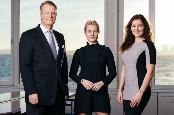 Su progenitor, Johan F. Andresen, era dueño del 100% de la productora de cigarros más grande de Noruega hasta que dejó el negocio en 2005. Foto: Instagram