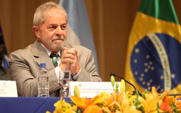 Luiz Inacio Lula da Silva fue presidente de Brasil de 2003 a 2010.