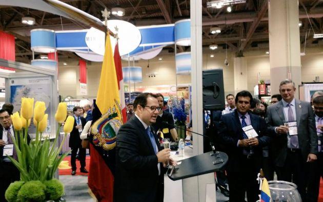 Foto: Embajada de Ecuador en Canadá