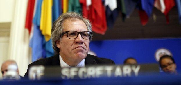 El secretario general de la Organización de Estados Americanos (OEA), Luis Almagro. Foto: Reuters - Archivo