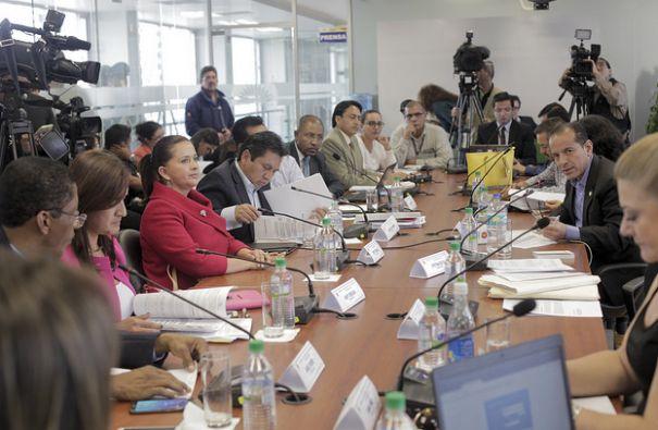 Foto: tomada de la Asamblea