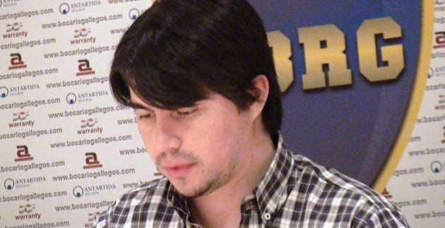 Martín Báez, hijo de un empresario cercano al kirchnerismo. Foto: RadioSanDiego.com.ar