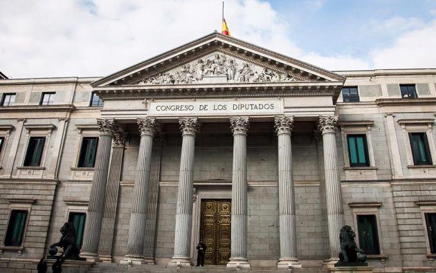 Foto: Congreso de los Diputados de España