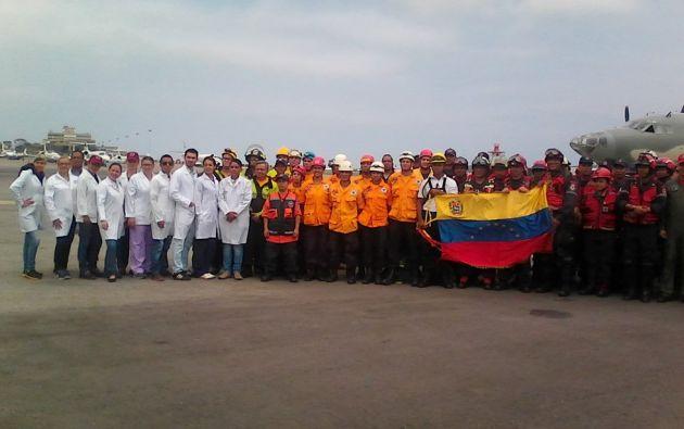 Foto: Ministerio del interior de Venezuela