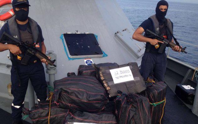 Foto: Armada Nacional