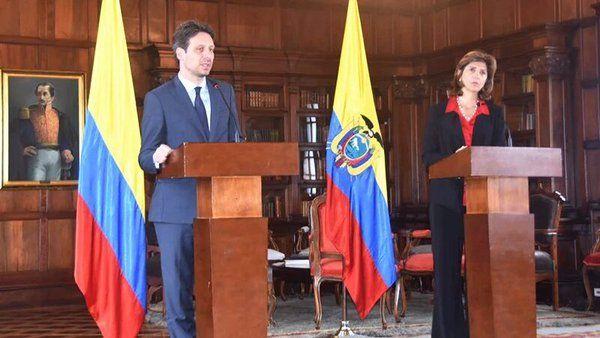 Foto: Cancillería Ecuador