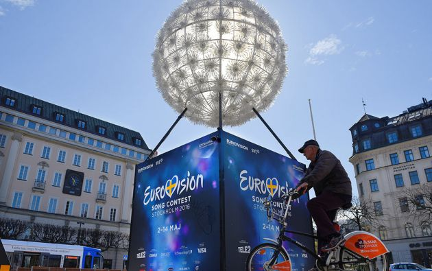 El Festival Eurovisión ha sido transmitido anualmente desde 1956. Foto: Reuters