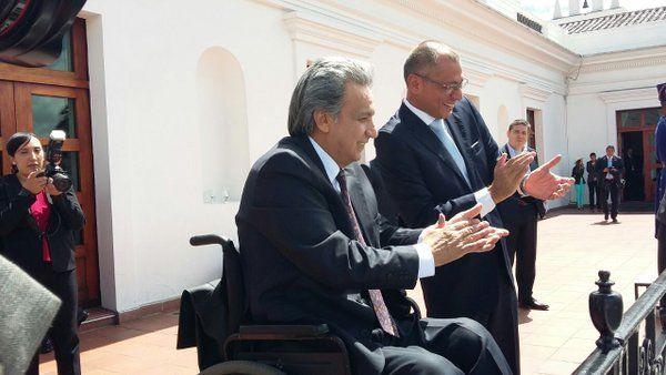 Foto: Presidencia de Ecuador