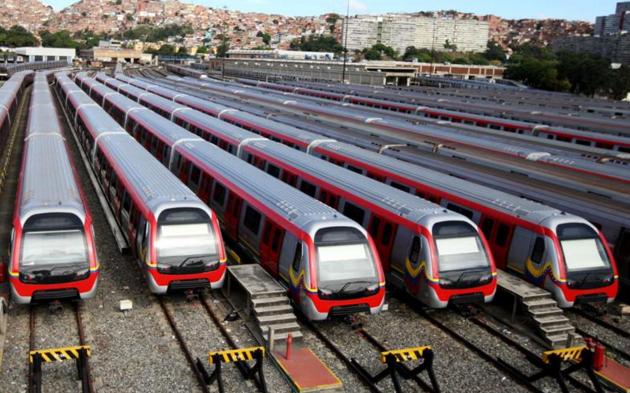 Foto: Metro de Caracas