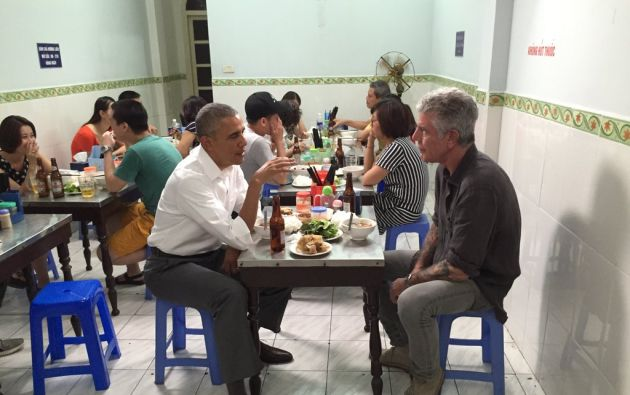 Foto: Twitter / Anthony Bourdain