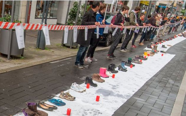 Foto: Refugee Strike Bochum