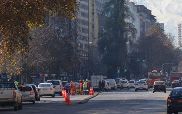 Foto: Intendencia de Santiago