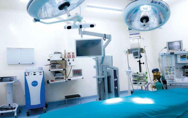 Omnihospital es una de las instituciones privadas del país que invirtió en equipamiento. Foto: Iván Navarrete