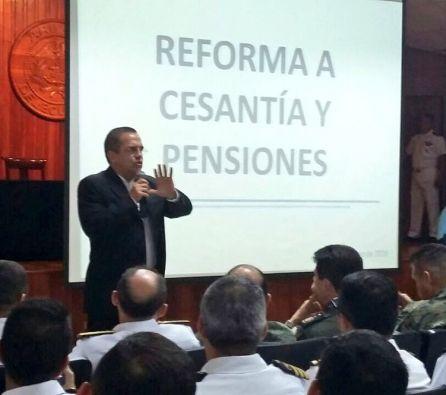 Foto: Twitter Ministerio de Defensa
