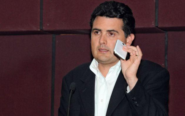 Fausto Valencia, economista y consultor sobre inclusión bancaria de la empresa Innovafics.