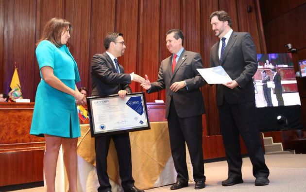 Foto: Consejo Nacional Electoral